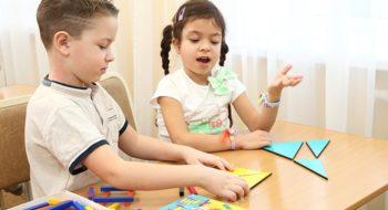 Занятия в детской школе «Браво!»