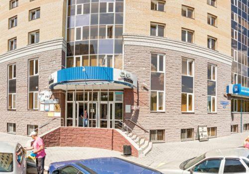 ТИМ на Щербанева 35