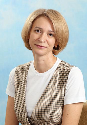 Горячева Оксана Александровна