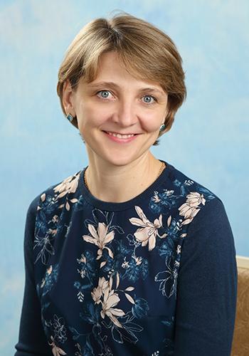 Семенова Евгения Юлиусовна