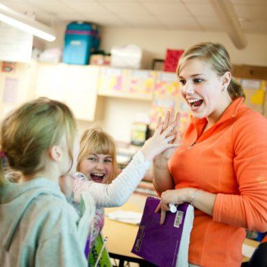 Активные творческие педагоги