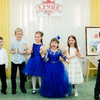 Детский праздник в ТИМе