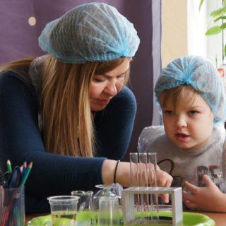 Наука. Развивающие занятия для дошкольников