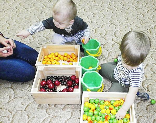 Развивающие программы для детей от 1 года