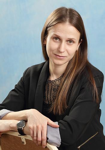Шубина Виктория Павловна