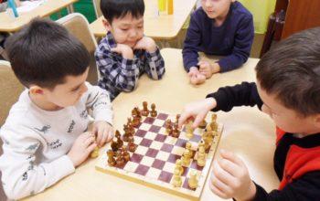 Кружок для детей дошкольного возраста: играем в шахматы