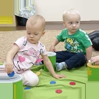 Занятия для малышей и мам