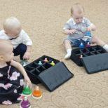 Занятия для малышей и мам: Программа для раннего возраста