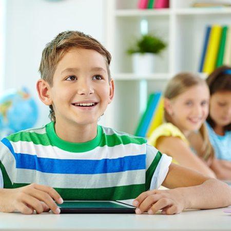Дети на развивающих занятиях