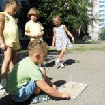 Летний лагерь для детей 3-7 лет