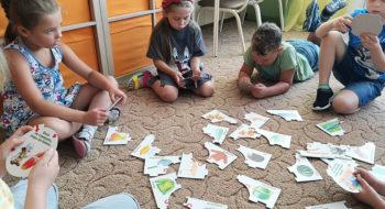 Летний городской лагерь для детей 3-7 лет для детейй
