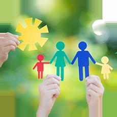 Семейный творческий конкурс на лучшую эмблему