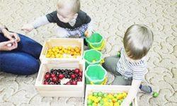 Развивающие программы для детей 1-2 лет